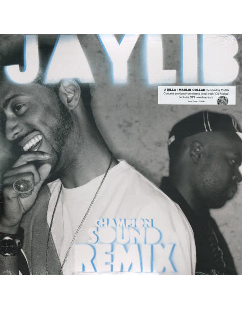 HH Jaylib - Champion Sound: The Remix LP (2017)
