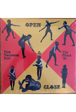Fela Ransome-Kuti And The Africa '70 - Open & Close LP (2021 Reissue)
