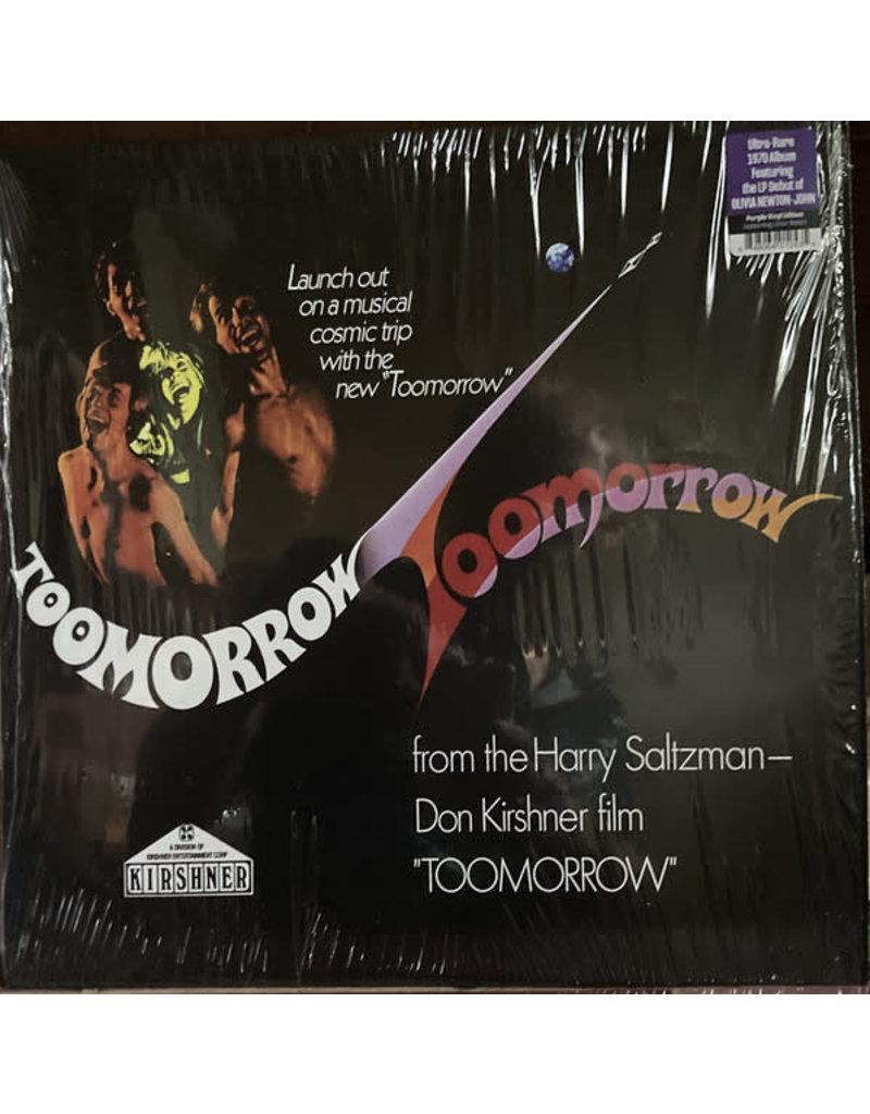 Toomorrow - S/T OST LP (2021 Reissue), Purple Vinyl