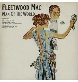 (VINTAGE) Fleetwood Mac - Man Of The World LP [Cover:G, Disc:VG] (1978,UK), Compilation