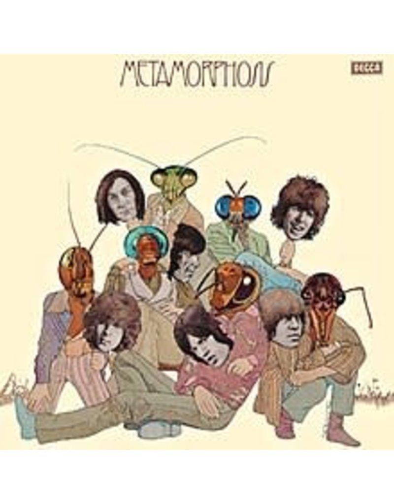 (VINTAGE) The Rolling Stones - Metamorphosis LP [Cover:VG,Disc:VG+] (1975,UK), Compilation