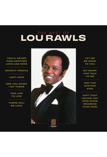 Lou Rawls - The Best Of Lou Rawls LP (2021 Compilation)