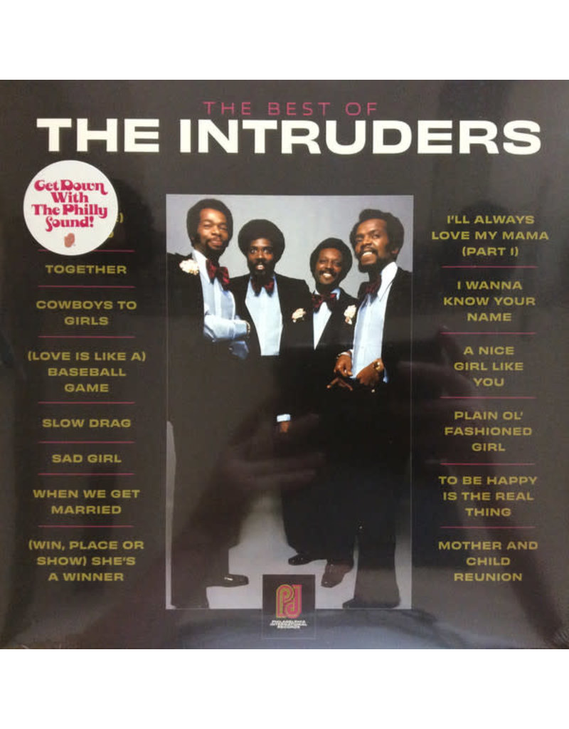 The Intruders - The Best Of The Intruders LP (2021 Compilation)