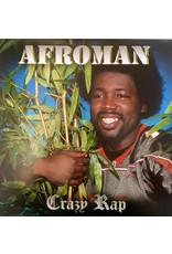 Afroman - Crazy Rap LP (2021), Green Vinyl