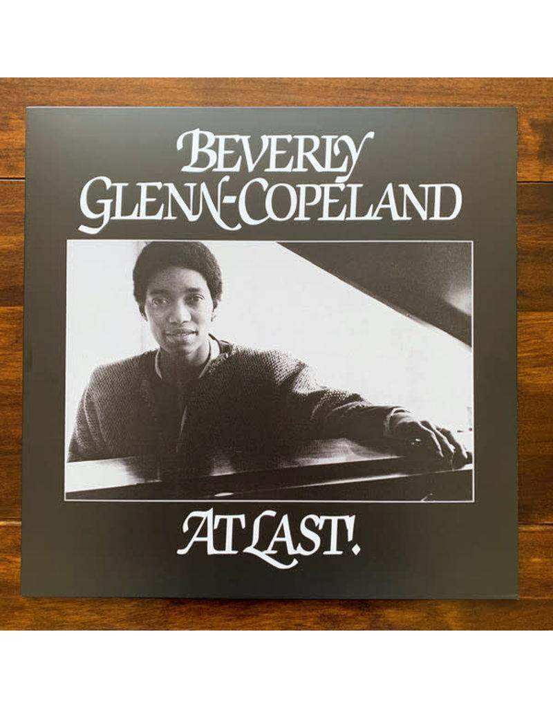 """Beverly Glenn-Copeland - At Last! 12"""" EP (2021 Reissue)"""
