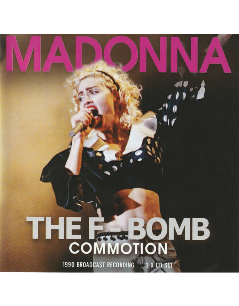 Madonna - The F-Bomb Commotion 2CD (2021)