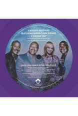 "3 Winans Brothers Featuring Karen Clark Sheard – I Choose You (Purple Vinyl) 12"""