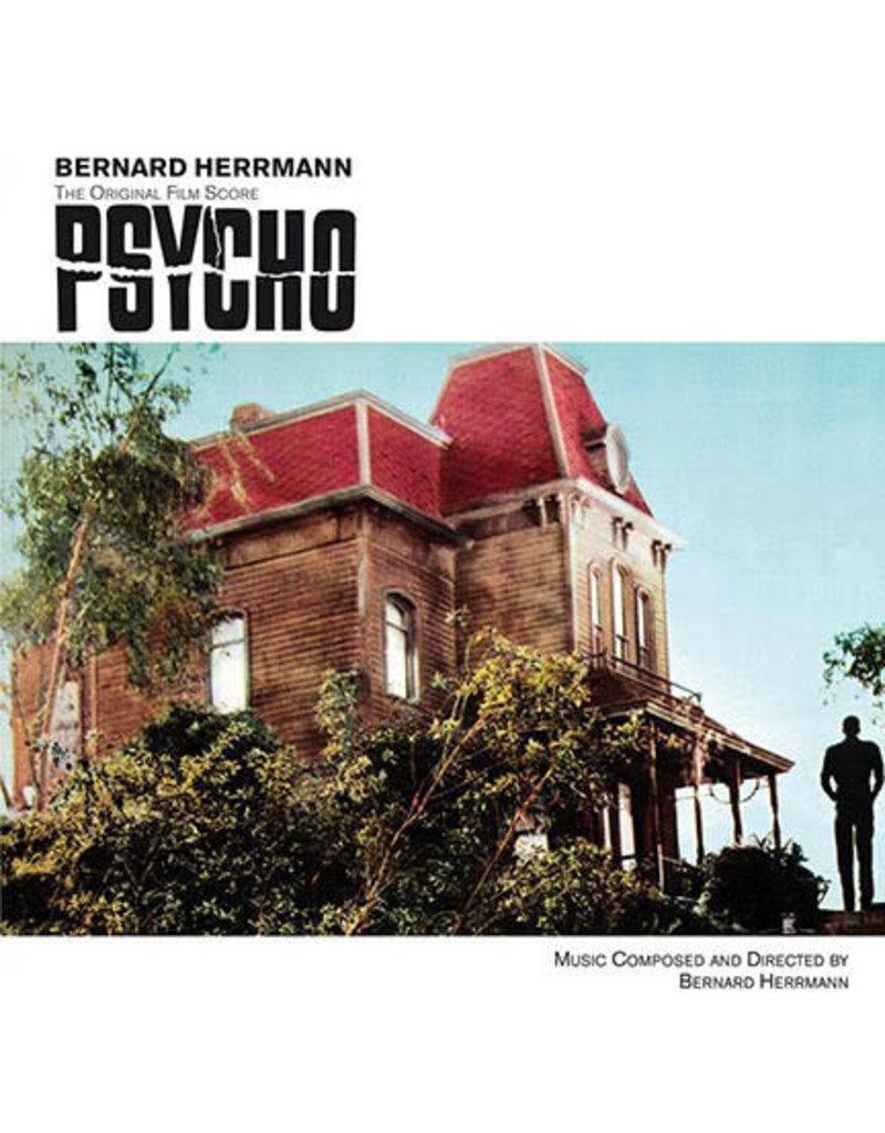 Bernard Herrmann – Psycho (The Original Film Score) [Red Vinyl] LP