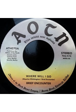 """RB Brief Encounter - Where Will I Go / Always 7"""""""
