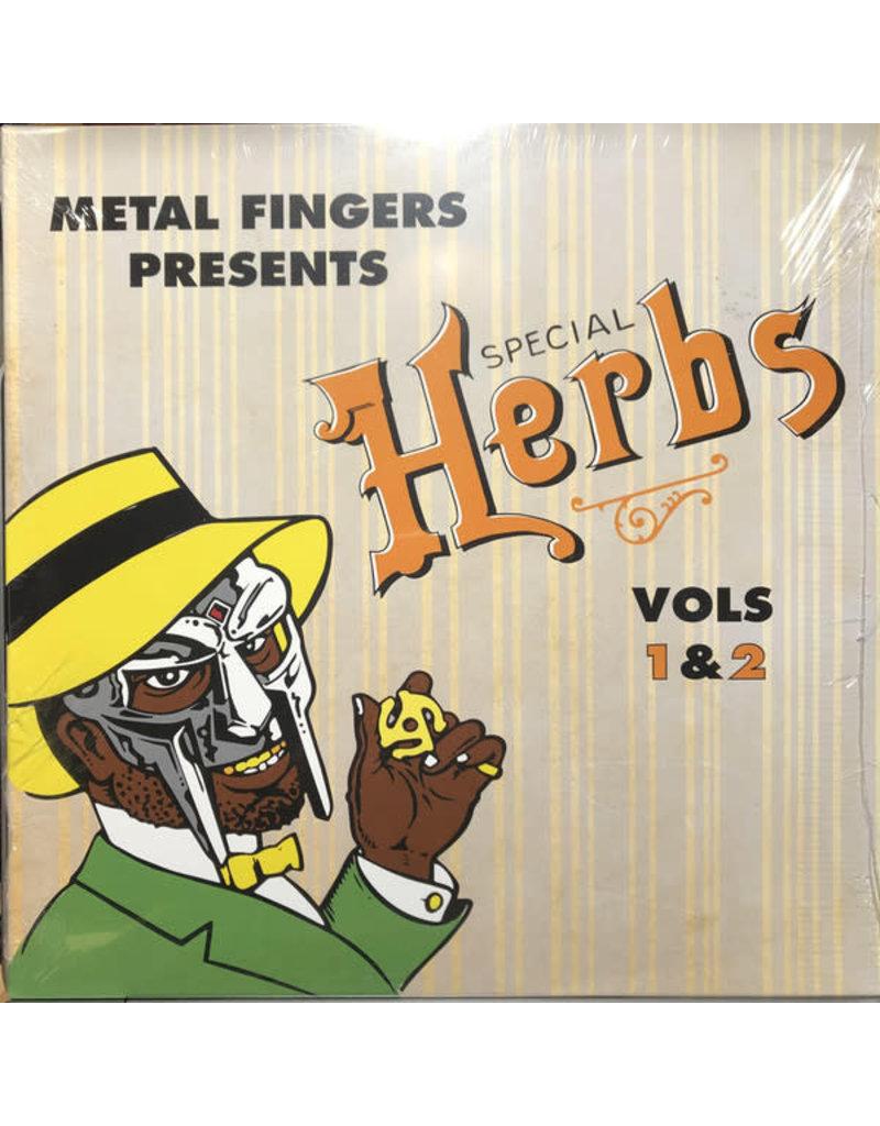 Metal Fingers - Special Herbs Vols 1&2 2LP (2020 Reissue)