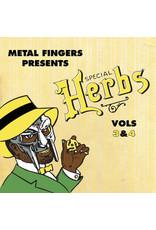 Metal Fingers - Special Herbs Vols 3&4 2LP (2020 Reissue)