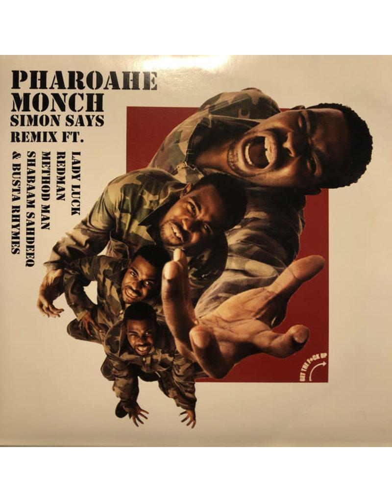 """Pharoahe Monch - Simon Says 7"""" (2021 Reissue)"""