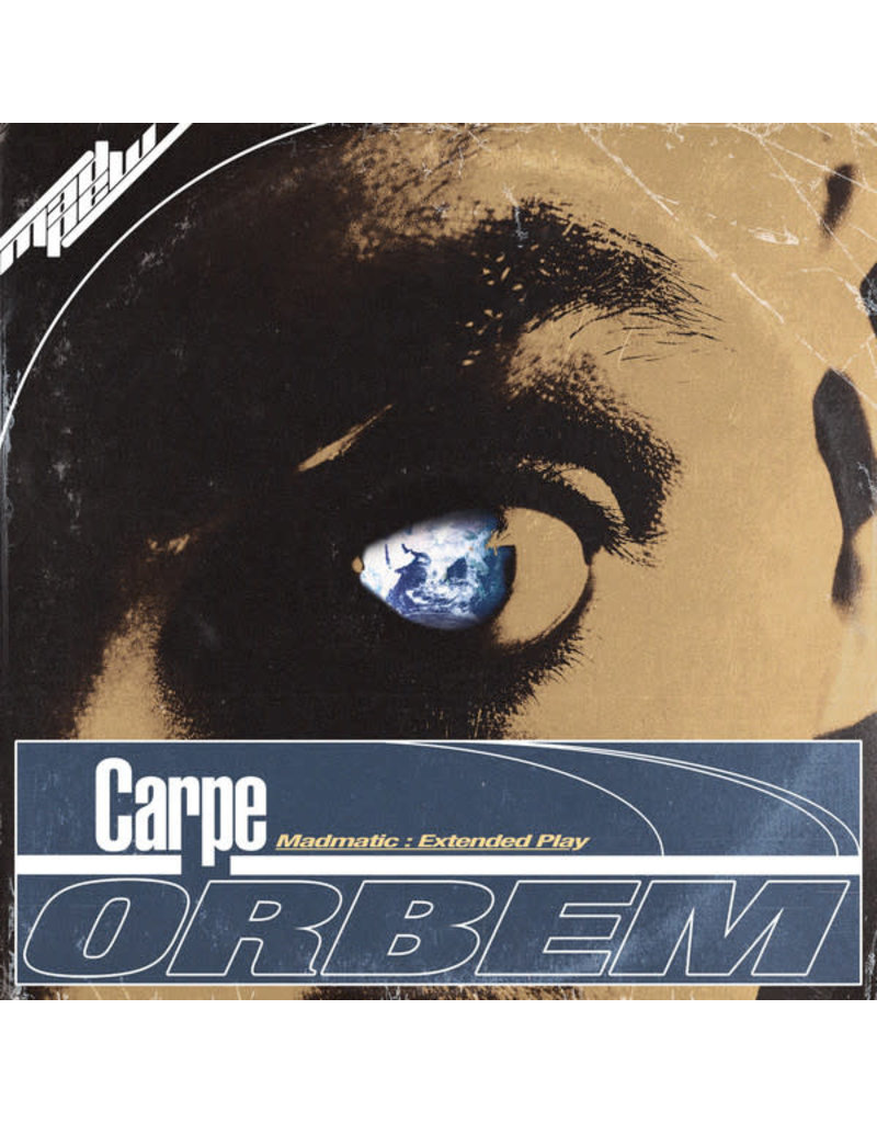 McGyver - Carpe Orbem CD (2021)