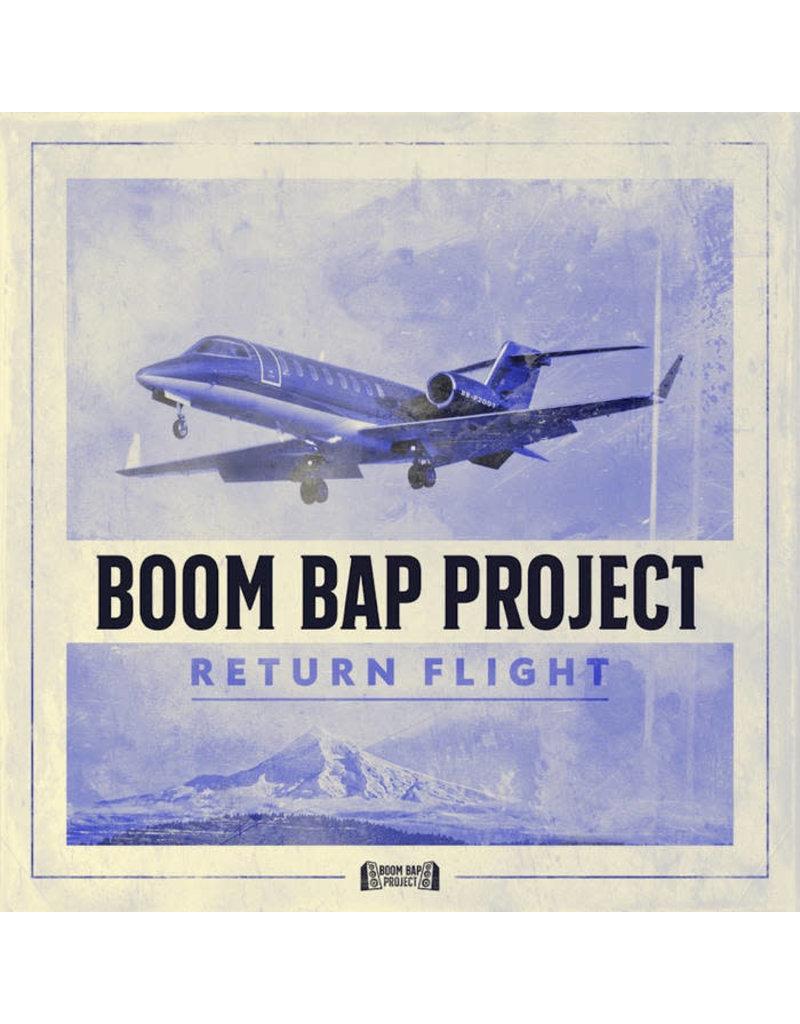 Boom Bap Project - Return Flight CD (2021)