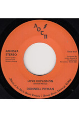 """Donnell Pitman – Love Explosion / Your Love Is Dynamite 7"""""""