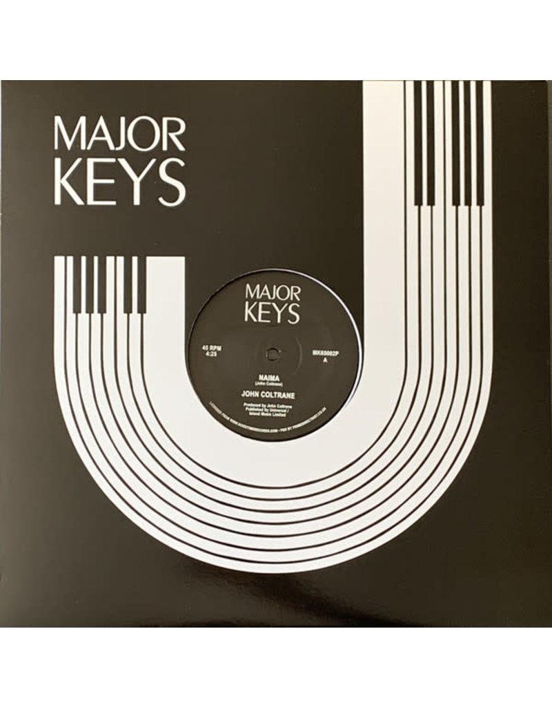 """John Coltrane - Naima 12"""" (2021, Major Keys)"""