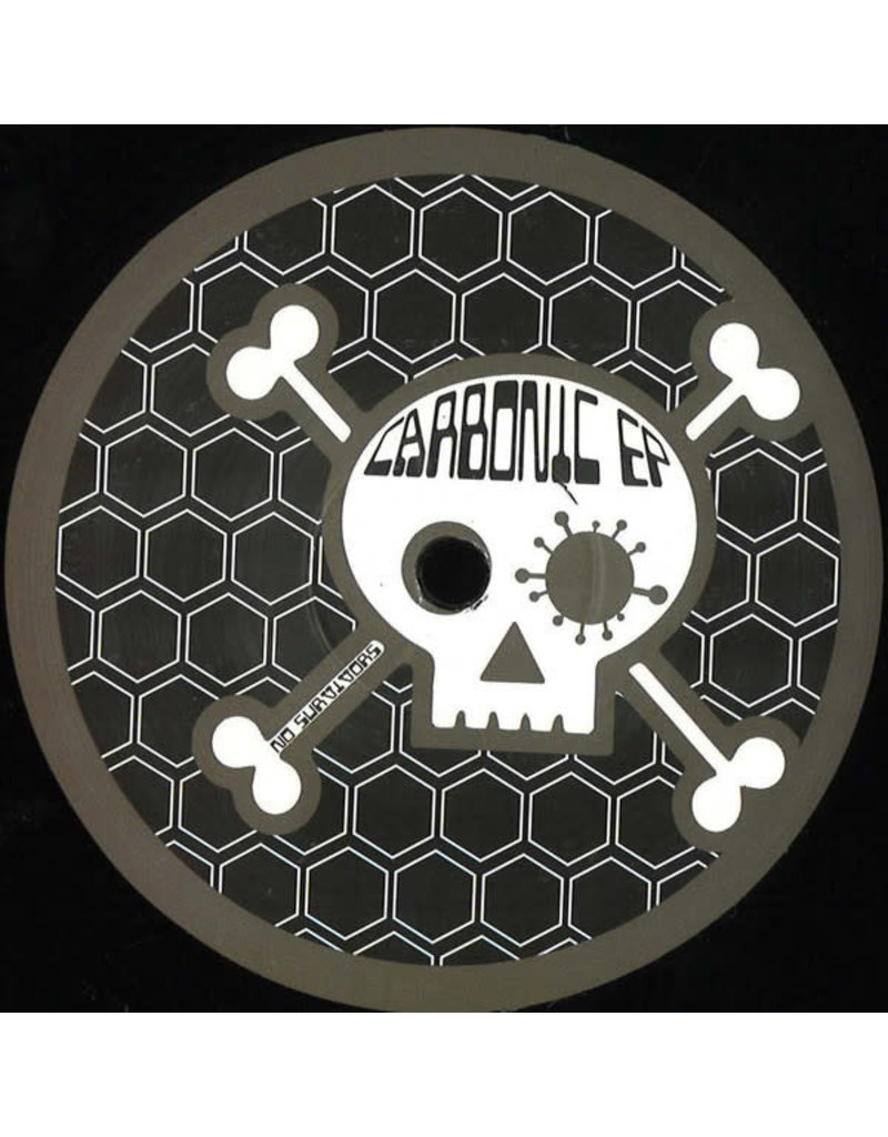 """Mike Ash – Carbonic EP 12"""""""