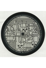 "Robert Hood - The Blueprint EP 12"" (2021)"