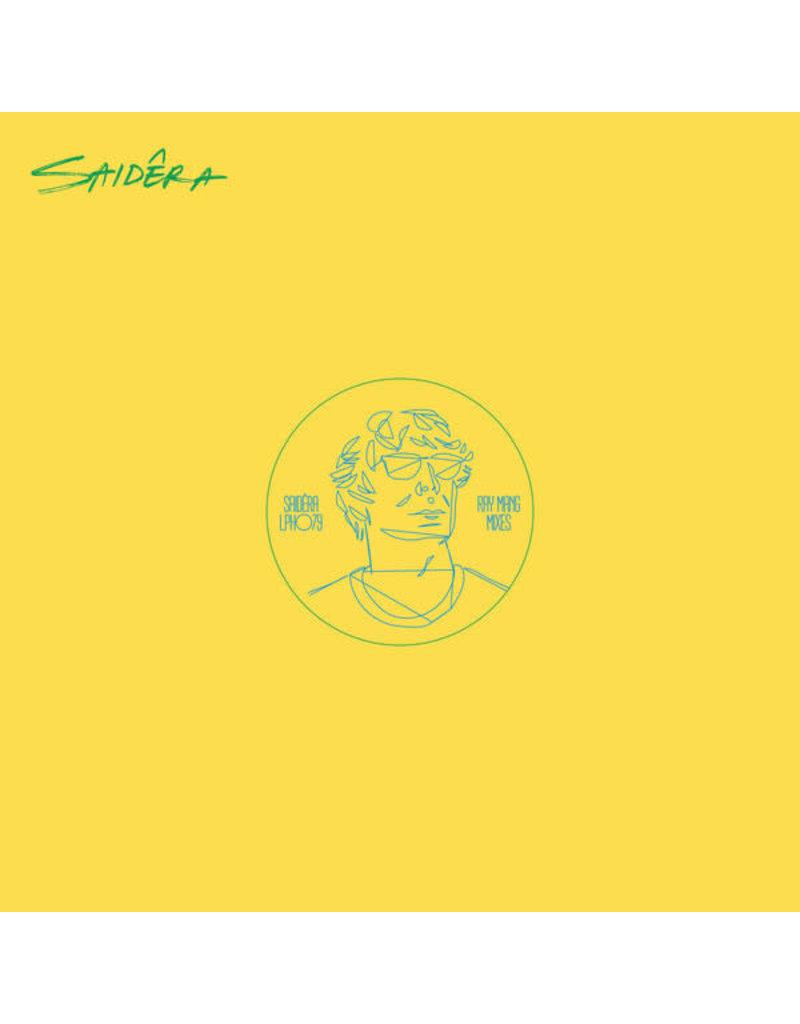 """Saidera - Deixa Tudo Fluir (Ray Mang Remixes) 12"""" (2021)"""