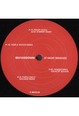 "HS Shakedown - At Night (Remixes) 12"""