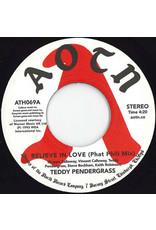 "RB Teddy Pendergrass – Believe In Love 7"""