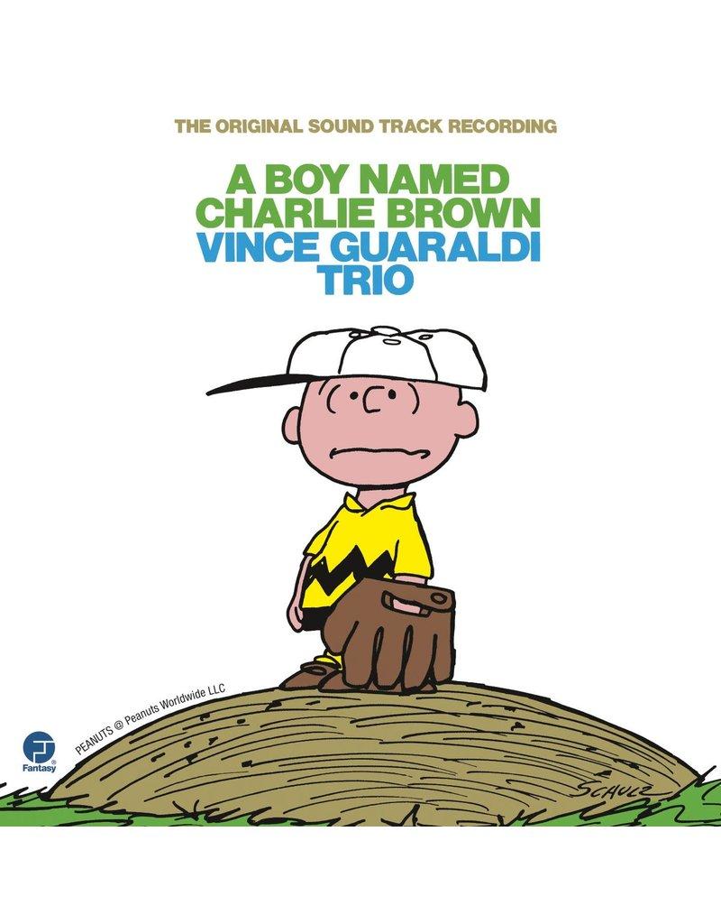 Vince Guaraldi Trio - A Boy Named Charlie Brown LP (2021), Baseball Card Edition