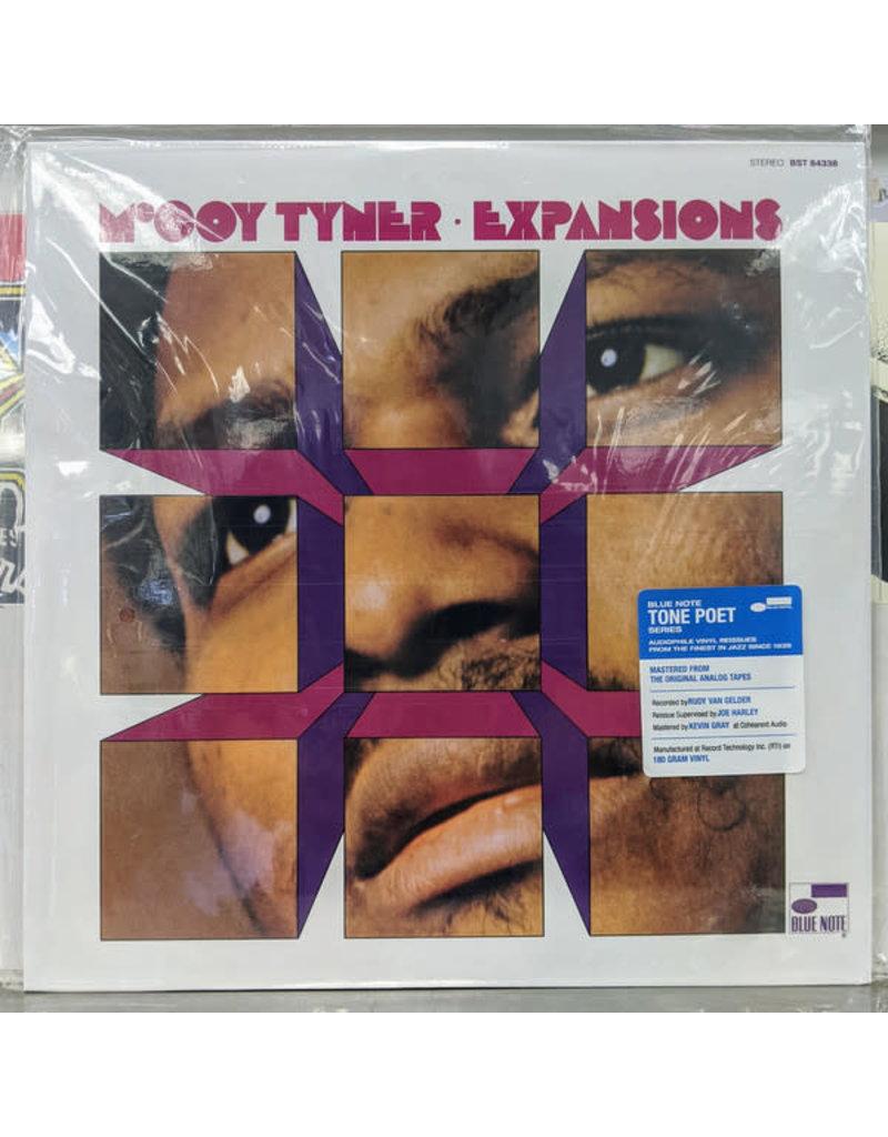 McCoy Tyner - Expansions LP (2021 Blue Note Tone Poet Series Reissue)