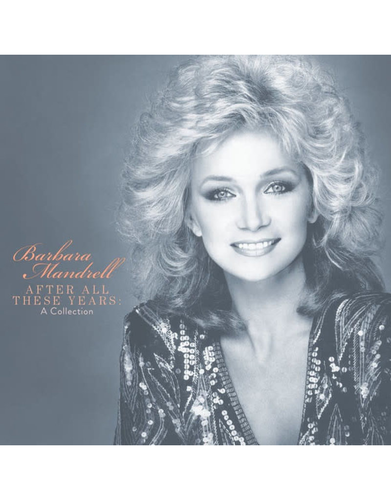 Barbara Mandrell - After All These Years: A Collection LP (2020 Compilation)