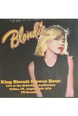Blondie - King Biscuit Flower Hour LP (2021), Black Vinyl