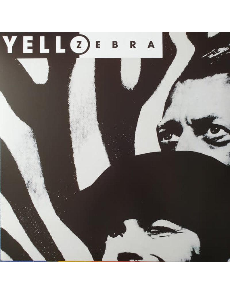 Yello - Zebra LP (2021 Reissue)