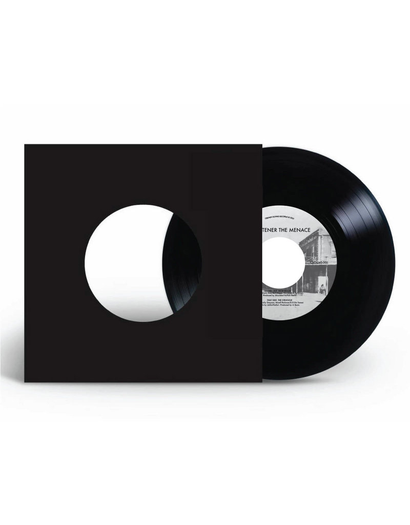 """Montener The Menace - High Noon b/w The Struggle 7"""" (2021)"""