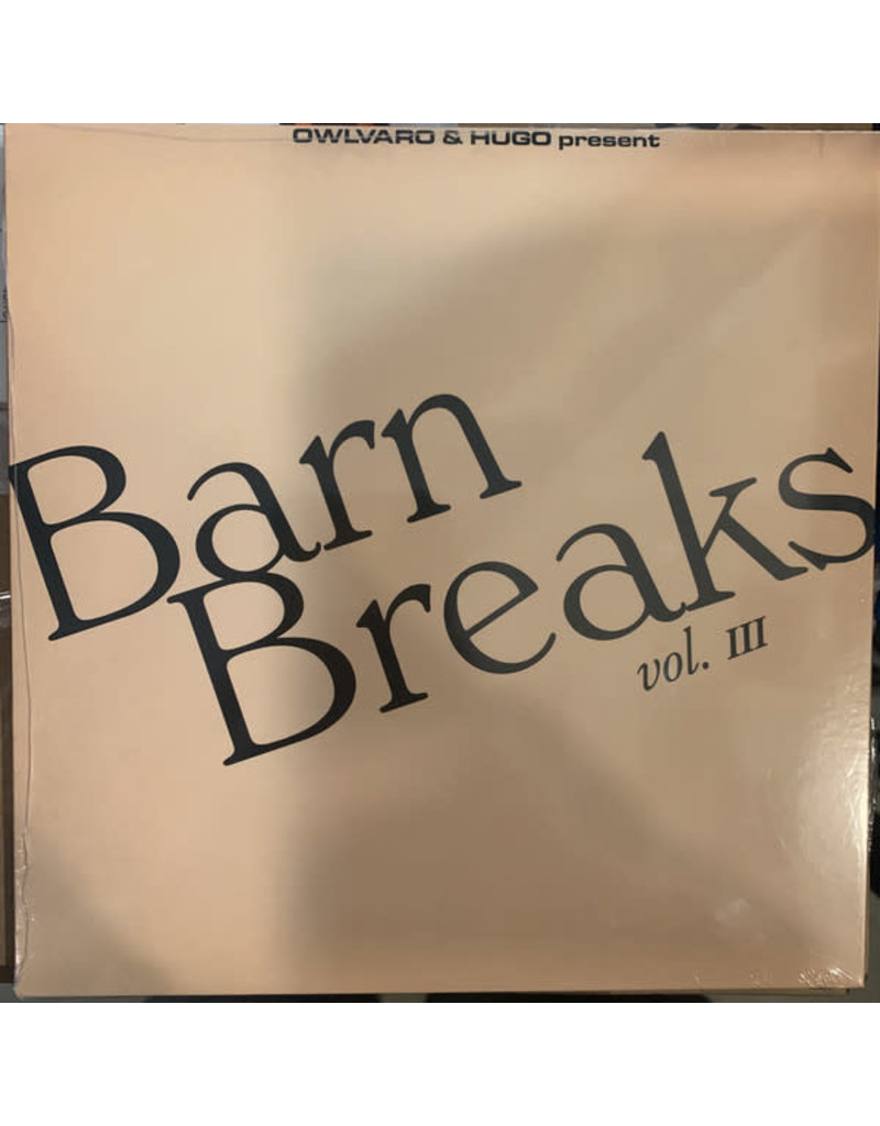 "Khruangbin, Owlvaro & Hugo - Barn Breaks Vol. III 7"" (2021)"