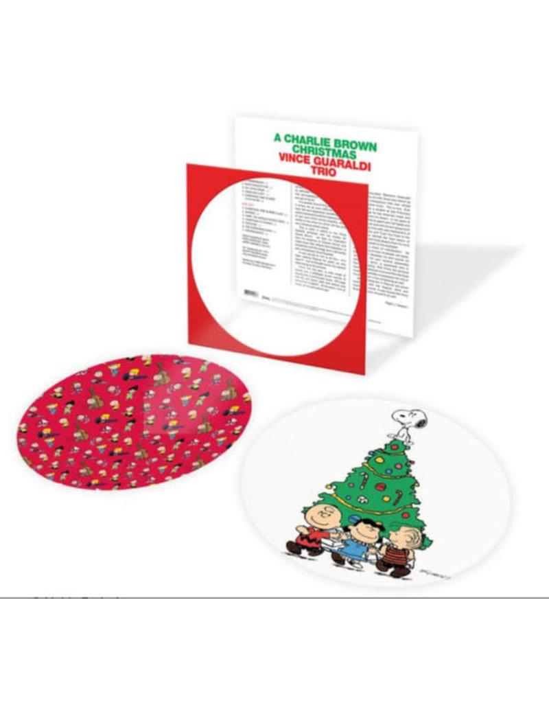 Vince Guaraldi Trio - A Charlie Brown Christmas (Picture Disc) LP (2019)