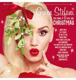 Gwen Stefani - You Make It Feel Like Christmas LP (2017), White Vinyl