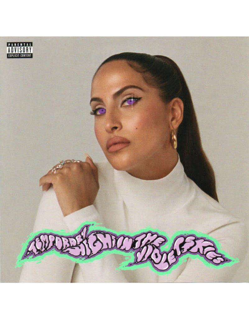 Snoh Aalegra – Temporary Highs In The Violet Skies CD