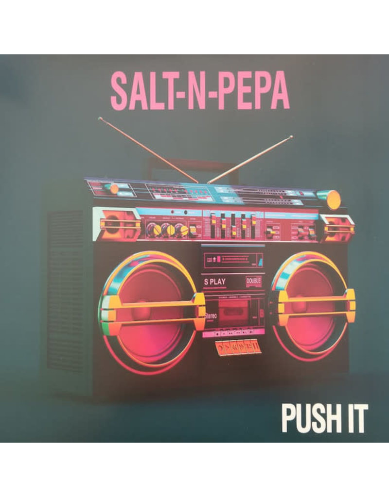 "Salt-N-Pepa – Push It 12"""