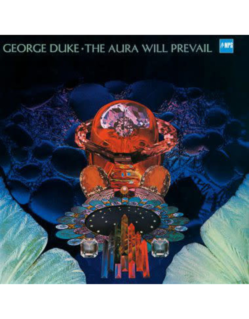 George Duke – The Aura Will Prevail LP