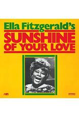 Ella Fitzgerald – Sunshine Of Your Love LP