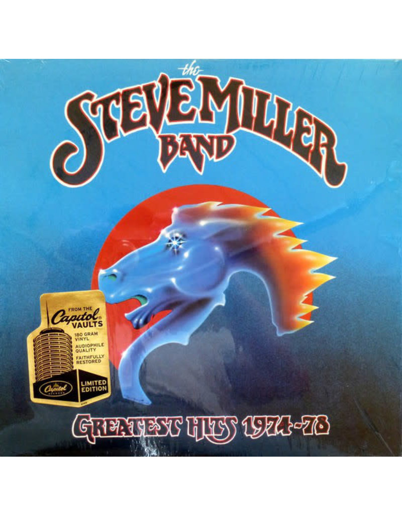 The Steve Miller Band – Greatest Hits 1974-78 LP