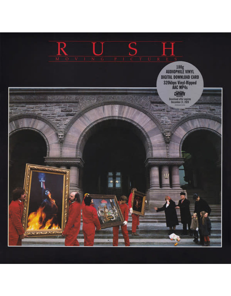 Rush – Moving Pictures LP