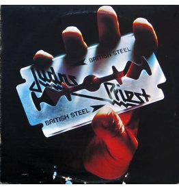 (VINTAGE) Judas Priest - British Steel LP [Cover:VG,Disc:NM] (1980,Canada)