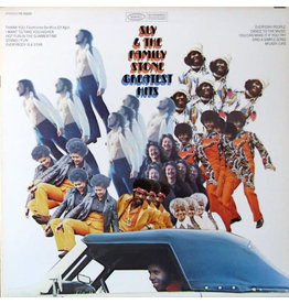 (VINTAGE) Sly & The Family Stone - Greatest Hits LP [Cover:NM,Disc:VG] (1979 Reissue,Canada),Compilation