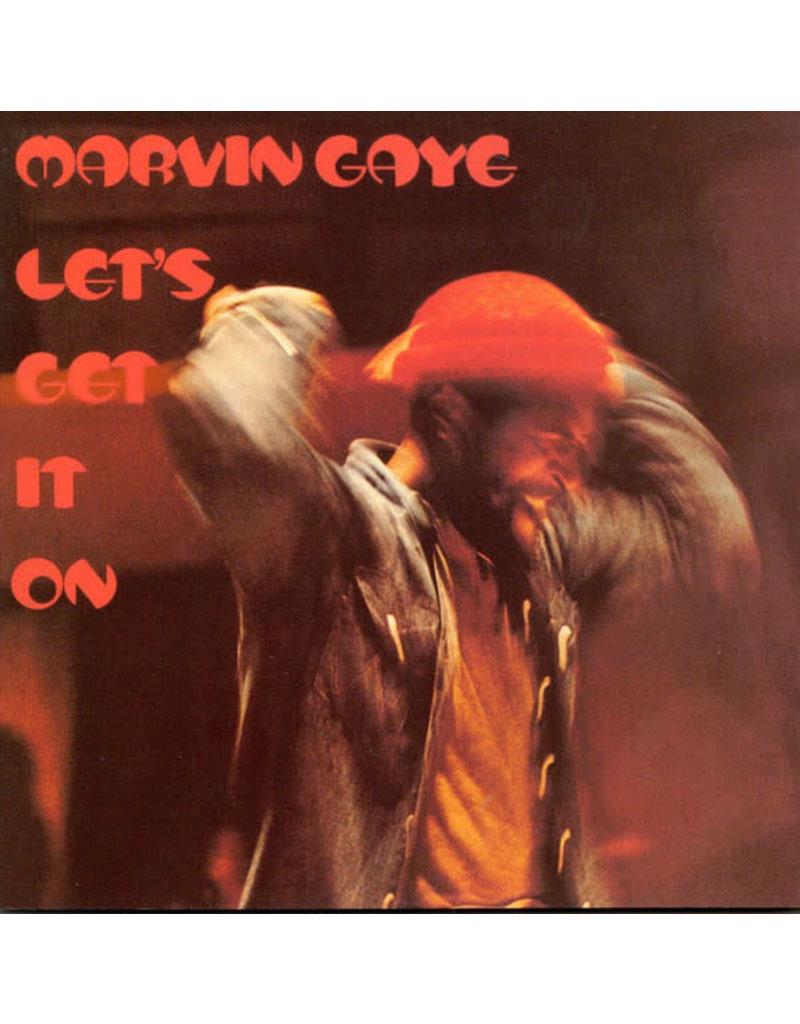 FS Marvin Gaye - Let's Get It On LP (2016 Reissue), 180g