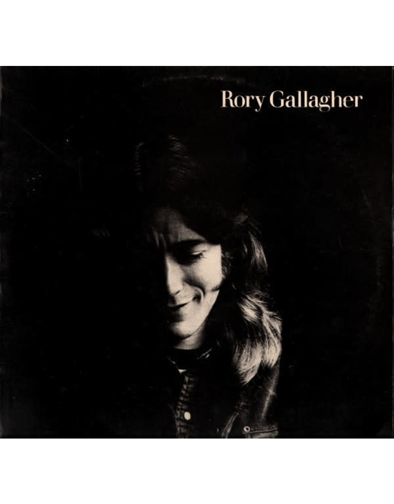 Rory Gallagher - S/T 3LP (2021 Reissue), 50th Anniversary