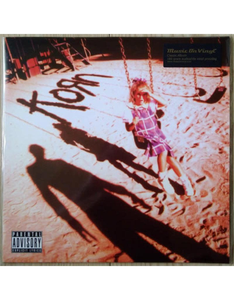 Korn - Korn 2LP (2021 Music On Vinyl Reissue Repress)