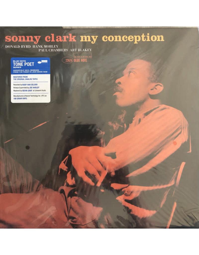 Sonny Clark - My Conception LP (2021 Blue Note Tone Poet Series Reissue), 180g