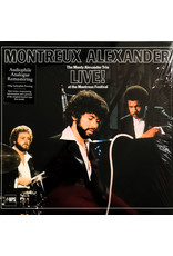 The Monty Alexander Trio - Montreux Alexander - Live! At The Montreux Festival LP (2016 Reissue),180g