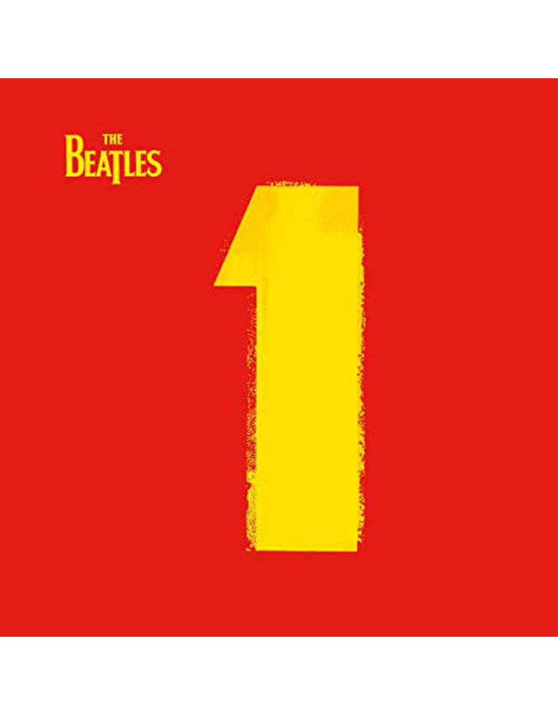 The Beatles - 1 2LP (Reissue), Compilation, Stereo