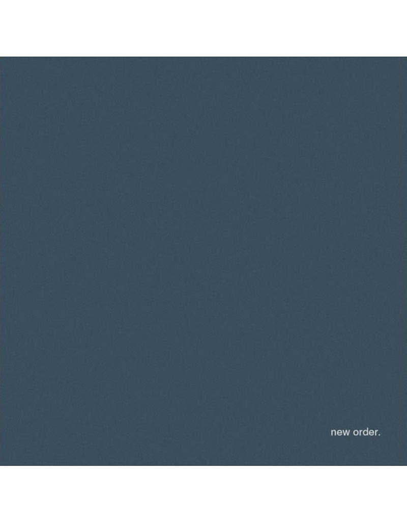 """New Order - Be A Rebel (Remixes) 2x12"""" (2021), Clear Vinyl"""