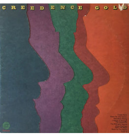 (VINTAGE) Creedence Clearwater Revival - Creedence Gold LP [Cover:VG,Disc:VG](1972,US), Compilation